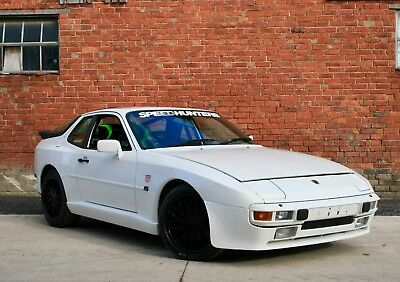 1989 Porsche 944 2.7 - Track day Race car Project