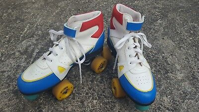 Retro roller skates ladies