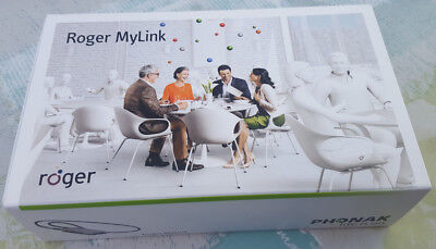 Phonak Roger MyLink 1.1 Type 3 Boxed and Unused