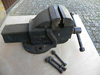 Record No 4 Bench Vice. Mechanics/Engineers. Heavy Duty. Vintage.