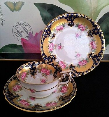 Antique Spode Copelands Trio #r2193 C1890-1900