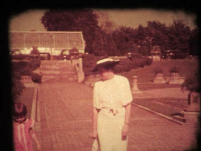 1930s HOME MOVIE 16MM FILM REEL CHICAGO GARFIELD PARK LAKE SHAFER CARNIVAL ZOO