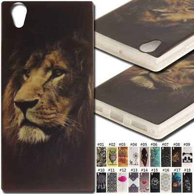 For Lenovo P70 Silicone Rubber IMD Cover TPU Soft Skin Back Protective Gel Case