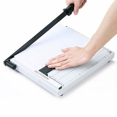 A4/A5/B5/B6/B7 Safety Trimmer Guillotine Machine Guard Paper Cutter Home Office