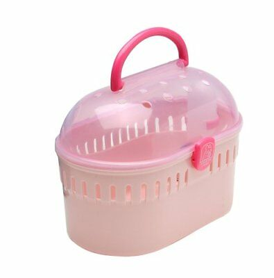 IRIS Extra Small Animal and Critter Carrier Pink