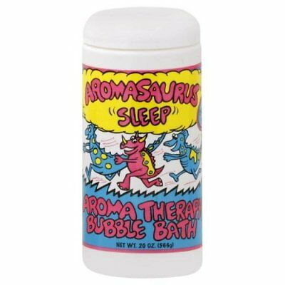 Abra Therapeutics Aromasaurus Sleep Aromatherapy Bubble Bath -- 20 fl oz