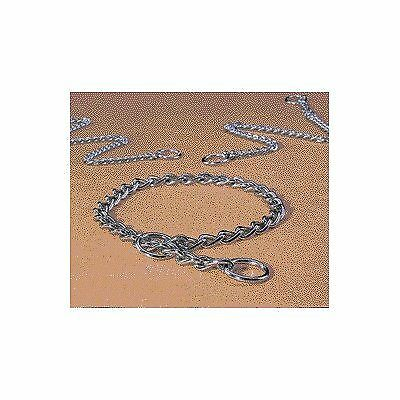 Medium Choke Chain Collar [Set of 3] Size: 20""