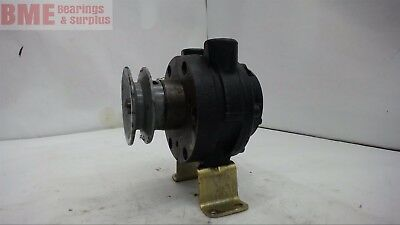 Globe Airmotors Ce Model Va2 J&x Pneumatic Air Motor