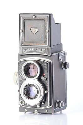 Rolleicord V TLR Camera 3.5 Xenar Lens for PARTS/REPAIR