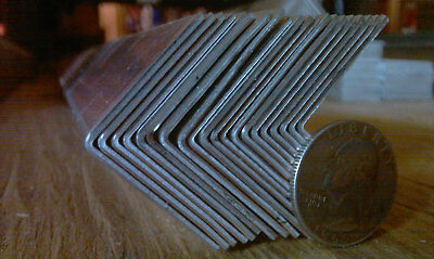 Aluminum Fabricated Angle .050 x 1.5 x 1.5 x 24 in. UAAC (2pcs)