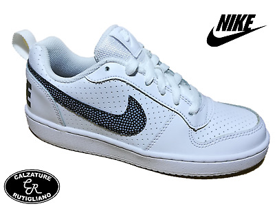 86a16a89adc Scarpe Donna Nike Court Borought Low (Gs)