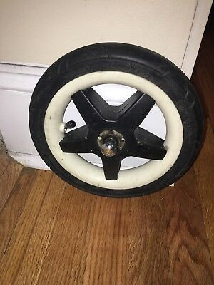 """Bugaboo Donkey Front Wheel with out swivel 