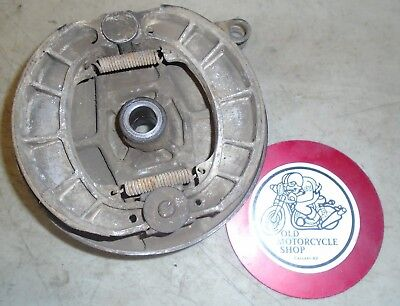 1975 Can Am Mx2 250 Rear Drum Brake