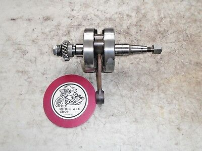 1981 Yamaha Mx 175 Crankshaft Assembly