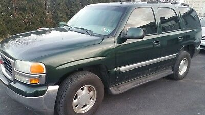2002 GMC Yukon SLT Excellent (4x4) 2002 GMC Yukon SLT Loaded Inspected READY TO GO