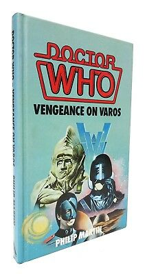 Doctor Who: Vengeance on Varos - FIRST EDITION Hardback - W.H. Allen, 1988