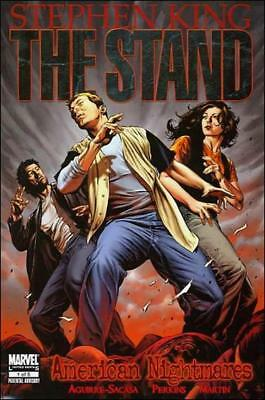 The Stand American Nightmares #1 to 5 Complete  NM- to NM/M