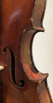 John Albert Violin c. 1886, *W. E. Dörfler** Silver-Mounted Bow, New ADM Case