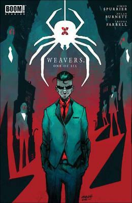 Weavers (2016)    #1 to 6 Complete    NM- to NM/M