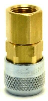 """Foster 210-3203 3/8"""" Female NPT A Style Aro 210 Air Hose Fittings Quick Coupler"""