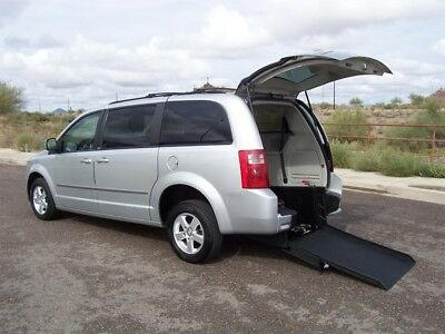 2010 Dodge Grand Caravan SXT Wheelchair Handicap Mobility Van 2010 Dodge Grand Caravan SXT Wheelchair Handicap Mobility Best Buy
