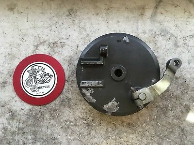 1975 Can Am Mx2 250 Front Drum Brake Oem