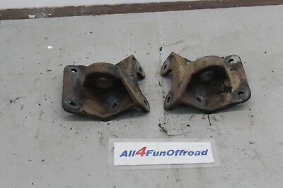 1973-1979 Ford Truck Cast Iron Strut Arm Frame Brackets Radius Rod 2 Wheel