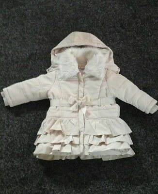 baby girls monsoon coat
