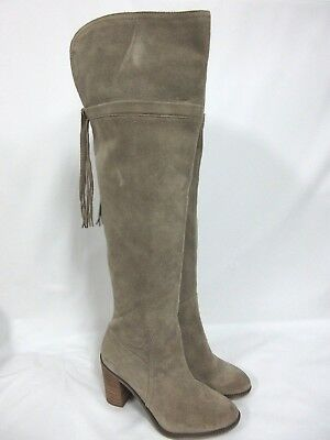 a8d504e395d FRANCO SARTO WOMEN S Carlisle Over The Knee Boots MM1 Whiskey Size ...