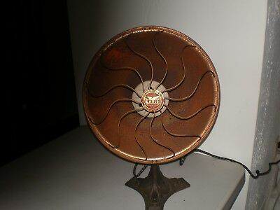 Working! 1920's Electric Copper Heater