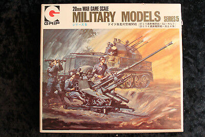 +++ Grip Eidai Military Models Series 5  1:76 +++OVP+++SELTEN