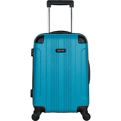 """Kenneth Cole Reaction Out Of Bounds 20"""" Hardside Spinner Luggage - Teal"""