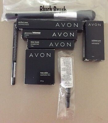 Assorted Avon Makeup New In Boxes