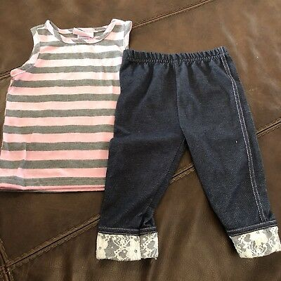 Baby~girls~ New Without Tags~size 3T~outfit~Easter/spring summer~toddler~kids