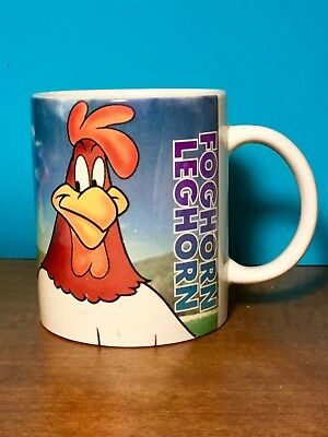 1996 Warner Brothers Foghorn Leghorn Coffee Mug Used