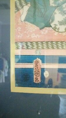 Japanese painting signed