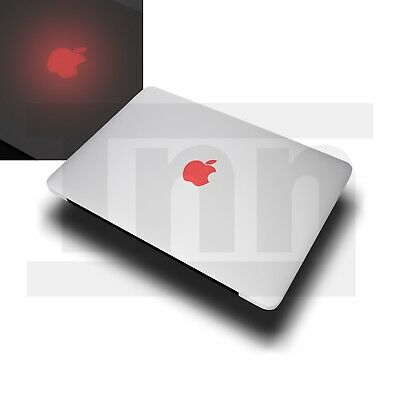 "MacBook Pro Air Sticker Decal Vinyl Red Tint 11"" 13"" 15"" 17"" Laptop Supreme"