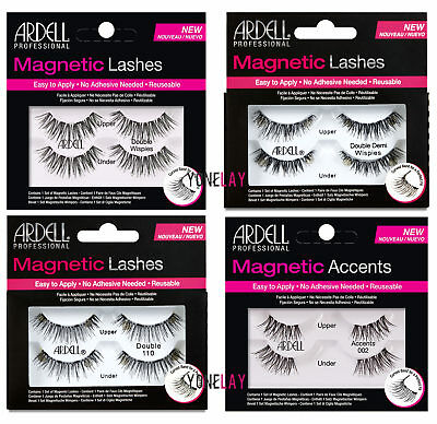 Pick Your Choice 1 Pair of Ardell Professional Magnetic Lashes Eyelashes