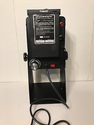Vintage Photo ID Machine Passport Polaroid Land Camera Industrial Identification