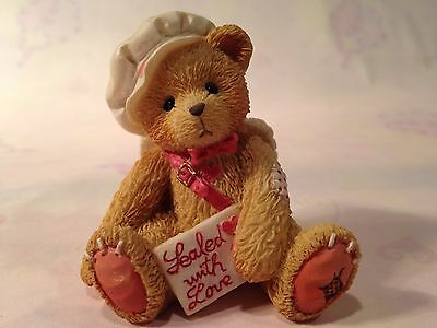 "Cherished Teddies..""Sealed With Love"" #869074 1994"