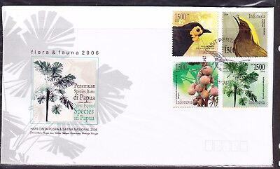 Indonesia 2006 New Species Papua  First Day Cover