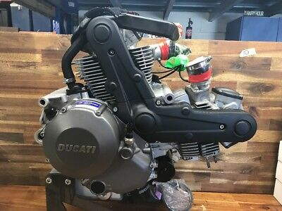 2014 Ducati Monster M659 659 Engine Motor 1800 Kms Fits Any Duc Frame