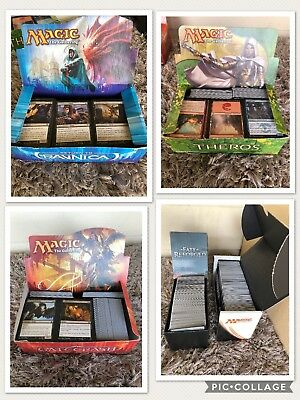 5 x Magic The Gathering Cards Lot Booster Box