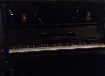 E. Ascherberg Dresden Piano. Pick up only at Altona Meadows