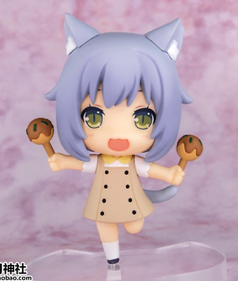 NEKOPARA Vol.3 one pcs set PVC Figure Toy Anime Collection Doll New In Box