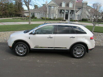 2010 Lincoln MKX Ultimate Edition 2010 Lincoln MKX