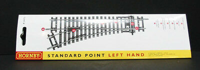 Hornby R8072 Left Hand Standard Point - Aust. Warranty