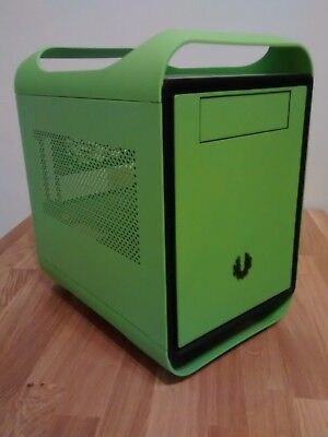 BitFenix Prodigy ITX with extra side panels and a choice of fans
