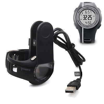 Garmin Forerunner 110 210 Approach S1 Charger , TUSITA® Replacement USB Charge