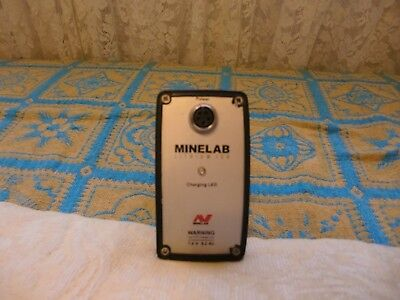Minelab GPX Lithium Ion Battery  4000 4500 4800 5000 GOLD METAL DETECTORS